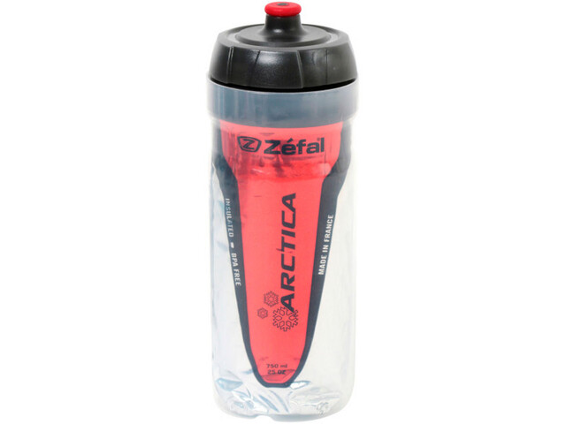 Zefal Arctica 55 Thermische Drinkfles 550 ml, red